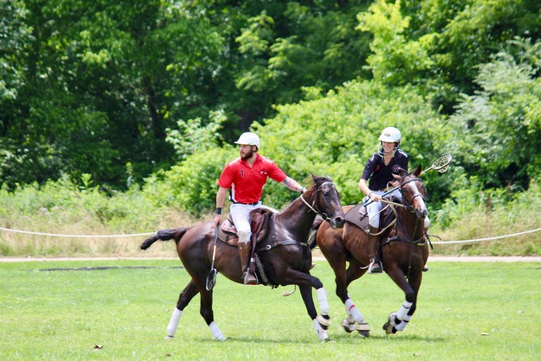 Polocrosse at Victory Cup