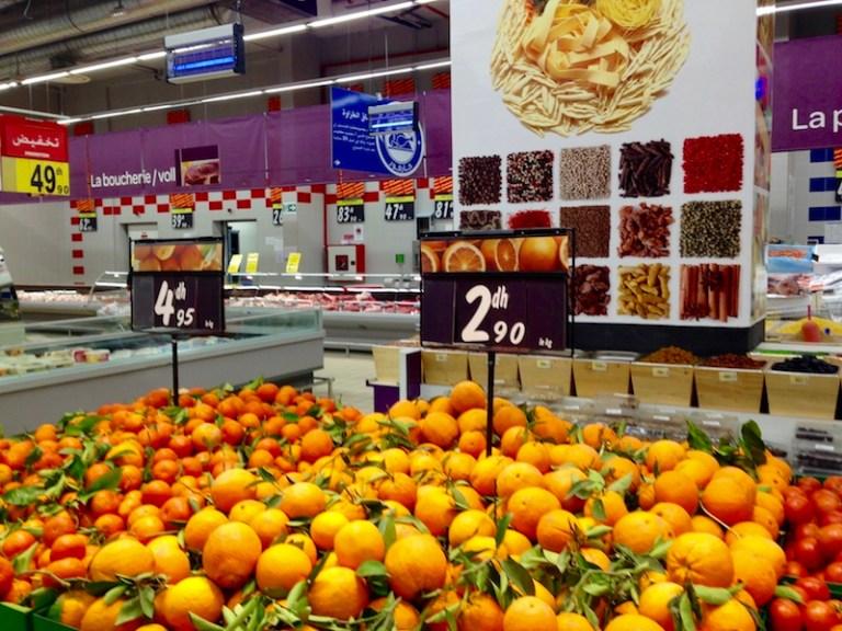 Oranges in Marrakesh