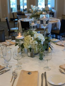 Florals and decor Southern Grace Reunion Golf and country club  southern grace