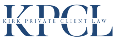 Brian Tipton, Esq., of Kirk Private Client Law, LLC