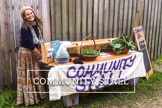 Community Stall information