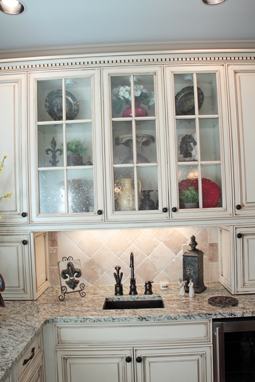making kitchen cabinets interior design feature friday: ruby's new - southern hospitality