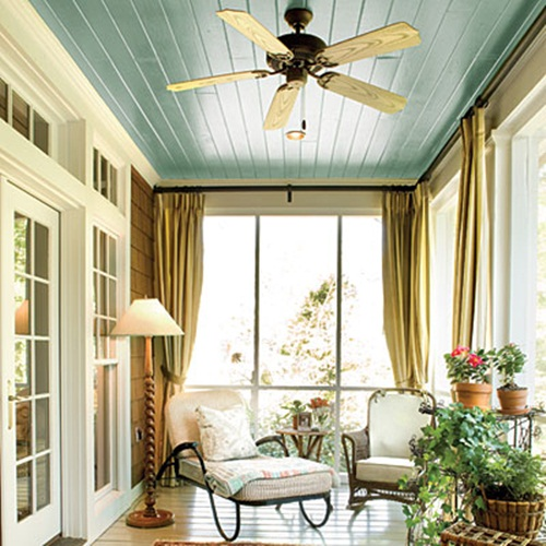 Breezy Summer Porches from Southern Living  Southern Hospitality