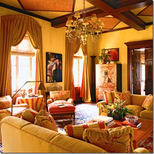 Feature Friday: Traditional Home's Autumn Palette