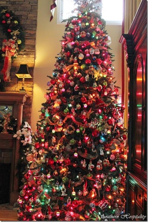Marcs Christmas Home Tour Part 1  Southern Hospitality