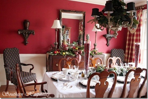 Feature Friday Rubys Red Dining Room Southern Hospitality