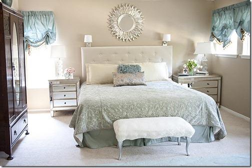 AC master bedroom
