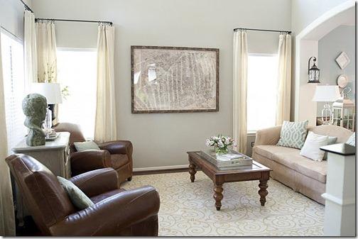 Amanda Living room