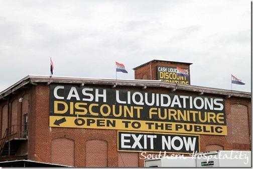 Cash Hotel Liquidation