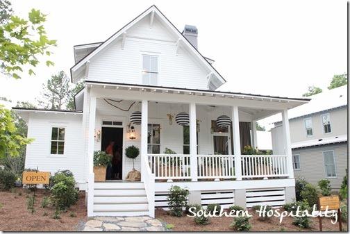 Feature Friday Ballard Designs Bosch House At Serenbe Southern
