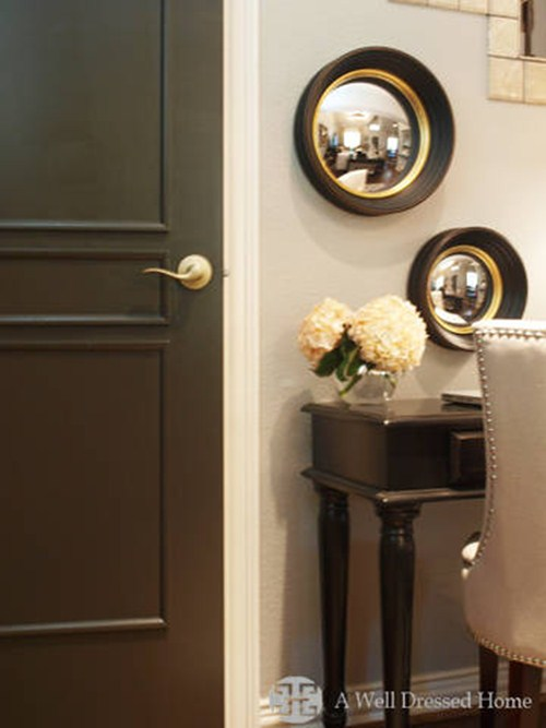 Black Painted Interior Doors Choice Image Glass Door Design