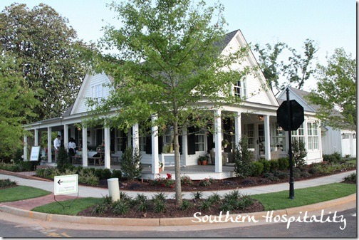 Feature Friday Southern Living Idea House In Senoia GA