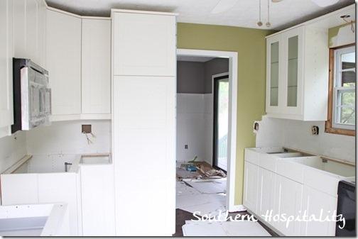 Ikea kitchen done