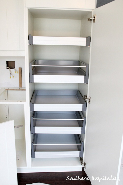 Pantry Really Going Come Handy Shelves Pull All