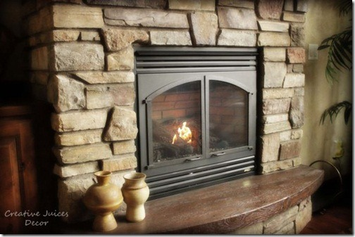 blog rustic tuscan fireplace 017