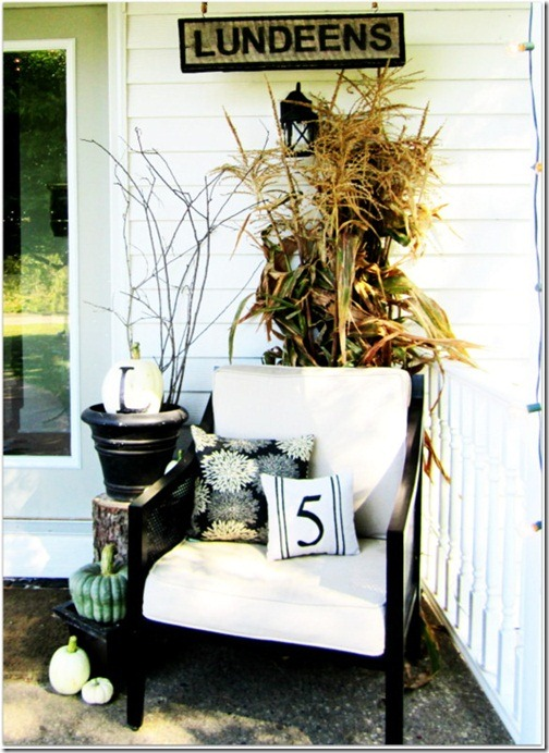 Diy Christmas Porch Ideas 9