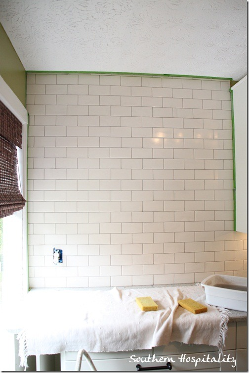 How To Install A Subway Tile Backsplash Awesome Backsplash Installer Set