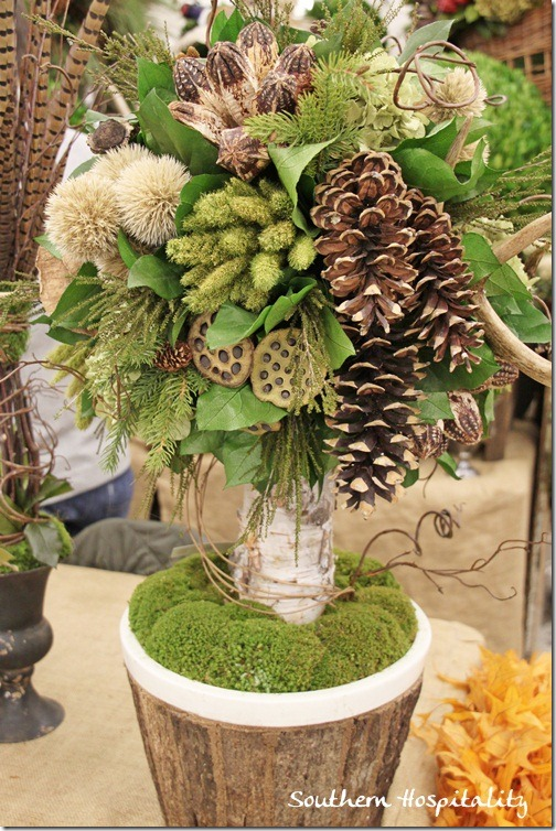 natural topiary