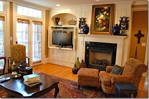 FR fireplace