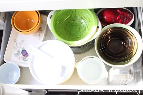 Ikea Kitchen Renovation plastics drawer