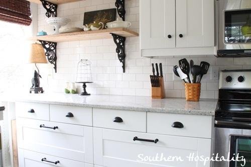 Ikea Kitchen Renovation base cabinets