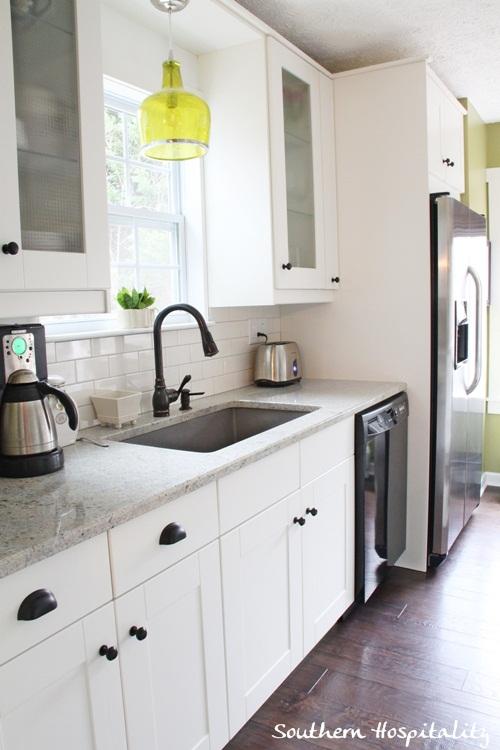 ikea kitchen renovation sink