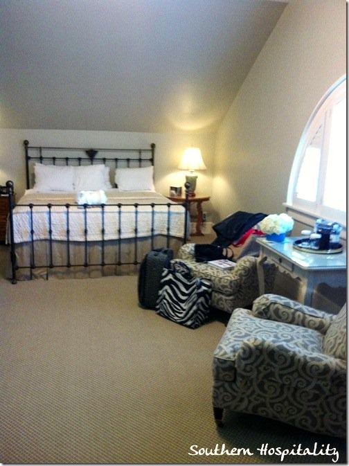 my room Duke Mansion