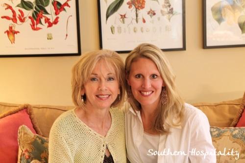 Rhoda and Jen