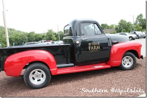 Fontanel truck
