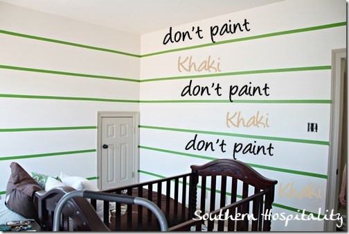 taped walls frogtape
