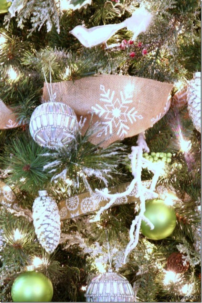 ornaments close