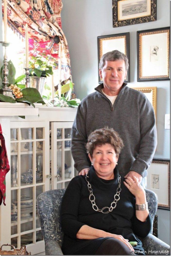 Kathy and Tom