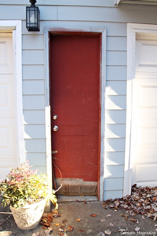 Exterior Paint Makeover Southern Hospitality