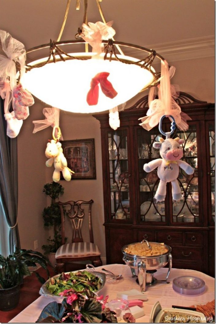A Baby Shower In New Orleans Southern Hospitality