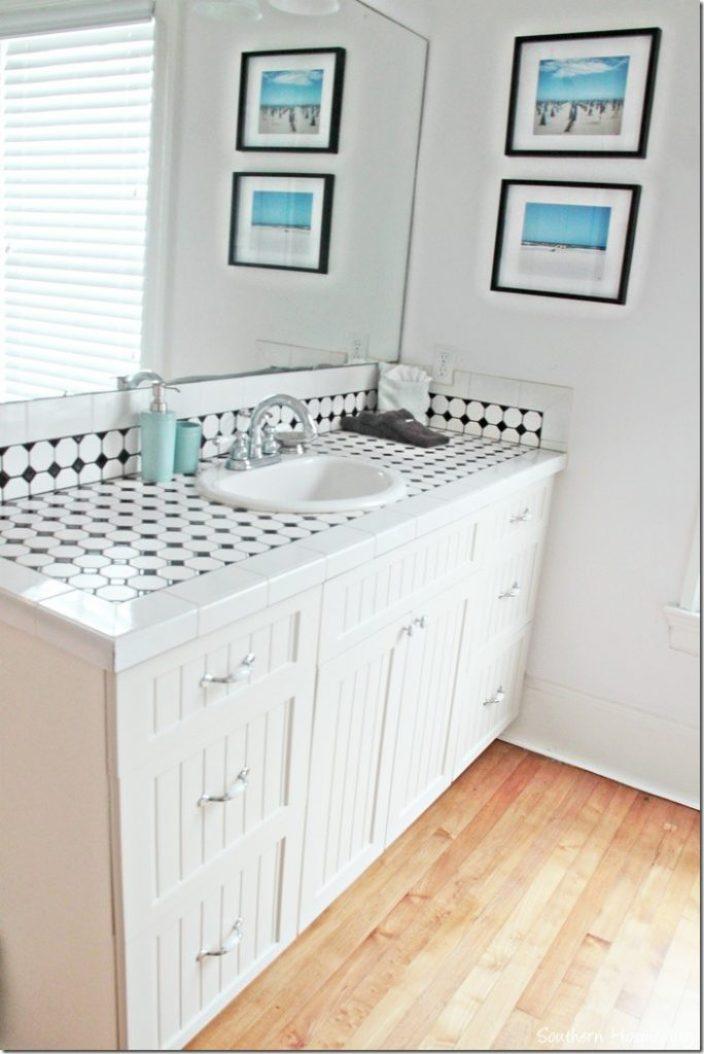white caps bathroom 1