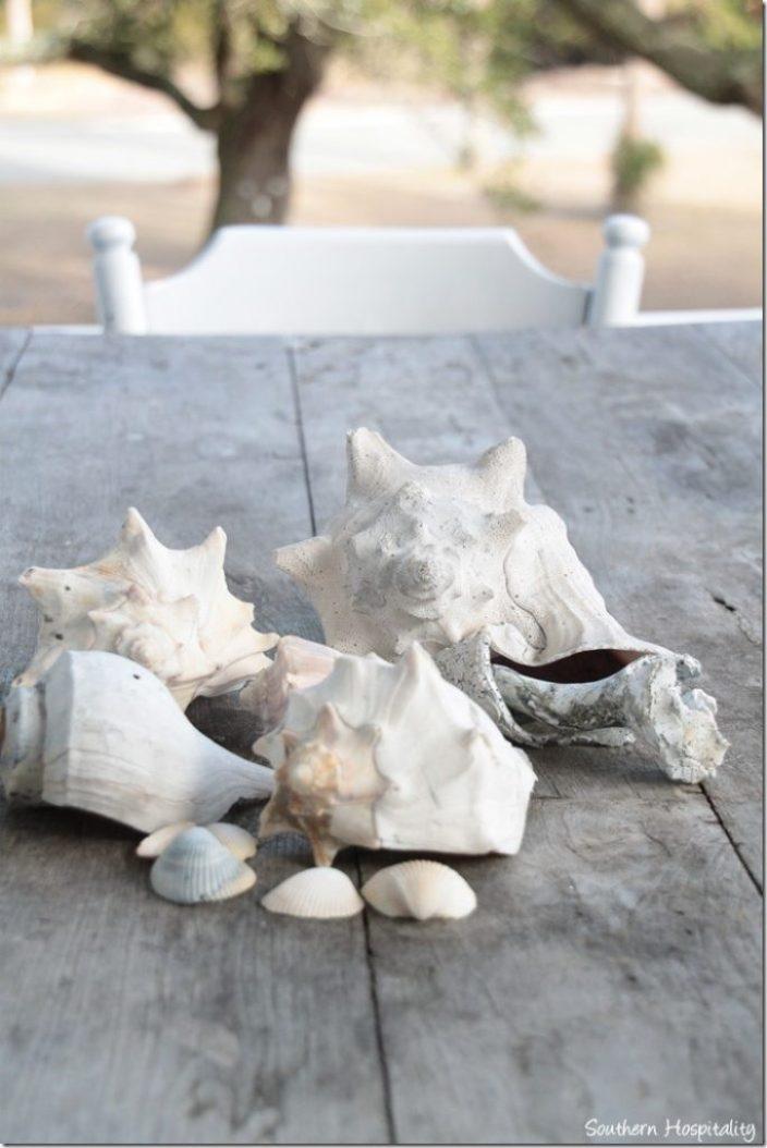 white caps shells