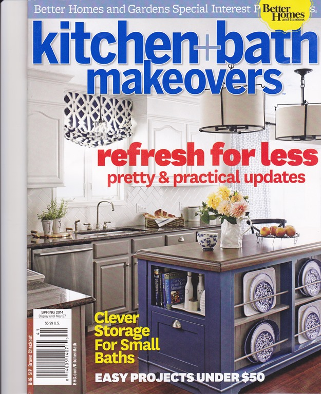 Better Homes And Gardens: Kitchen And Bath Makeovers