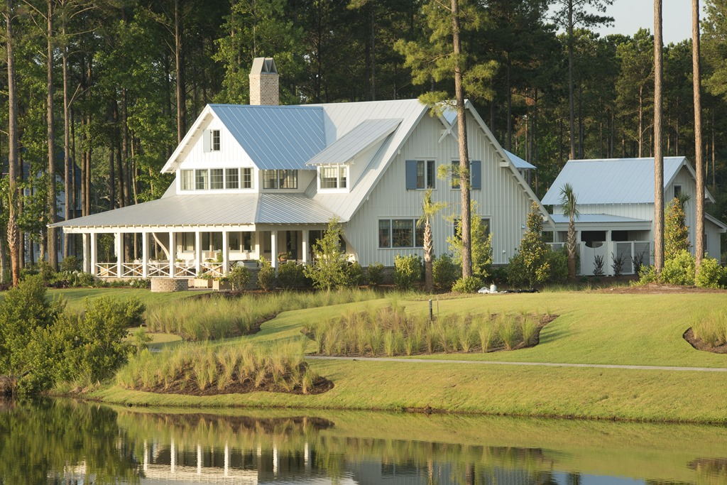 Southern Living Idea House Palmetto Bluff Southern Hospitality