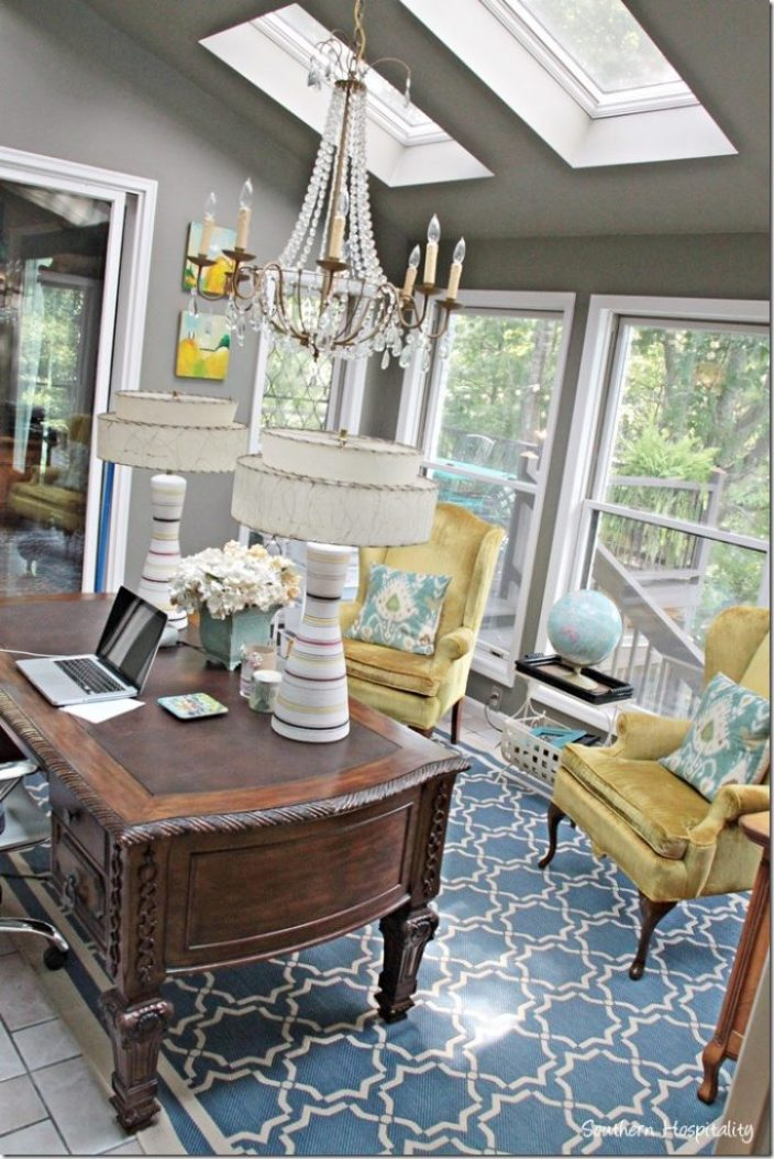office sunroom