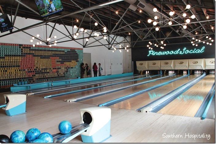 pinewood bowling