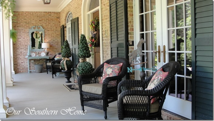 Feature Friday Our Southern Home Southern Hospitality