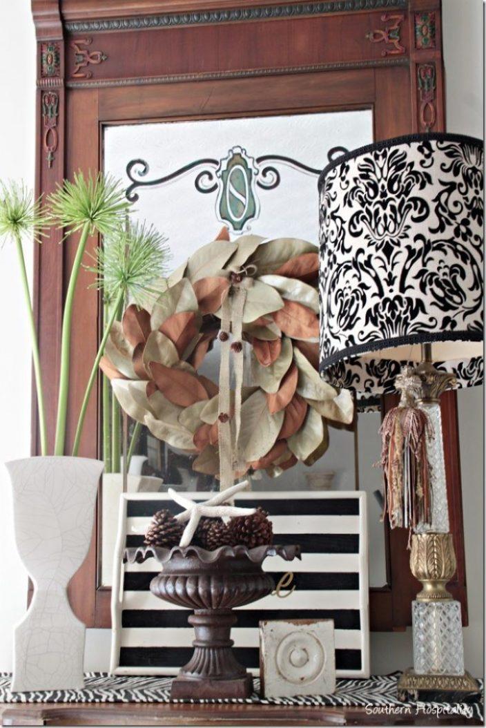 fall foyer table (2)