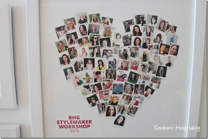 photo collage bhg
