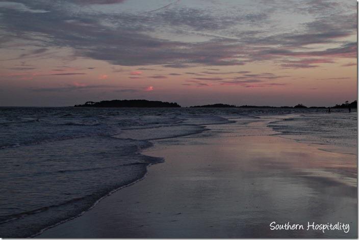 tybee sunset 2