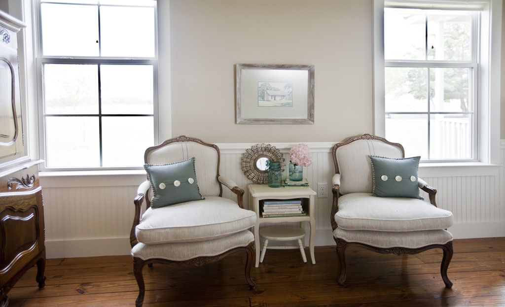 french country farm table and chairs accent recliner feature friday: cedar hill farmhouse - southern hospitality