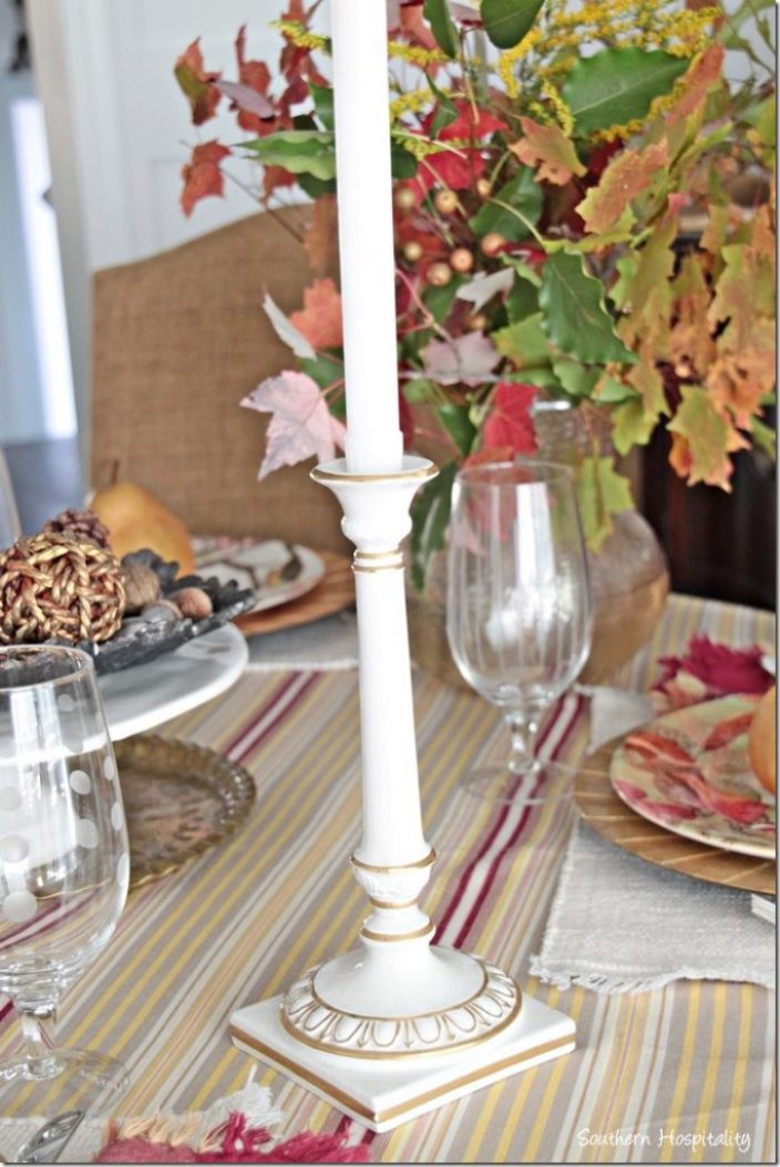 italian candlesticks