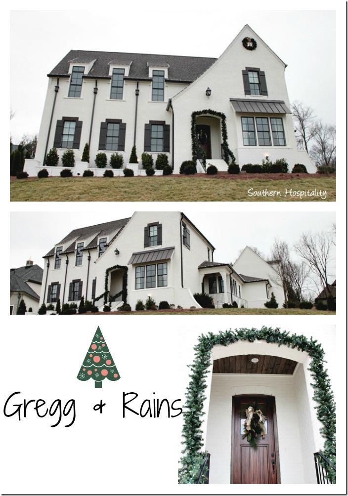 Gregg & Rains Collage