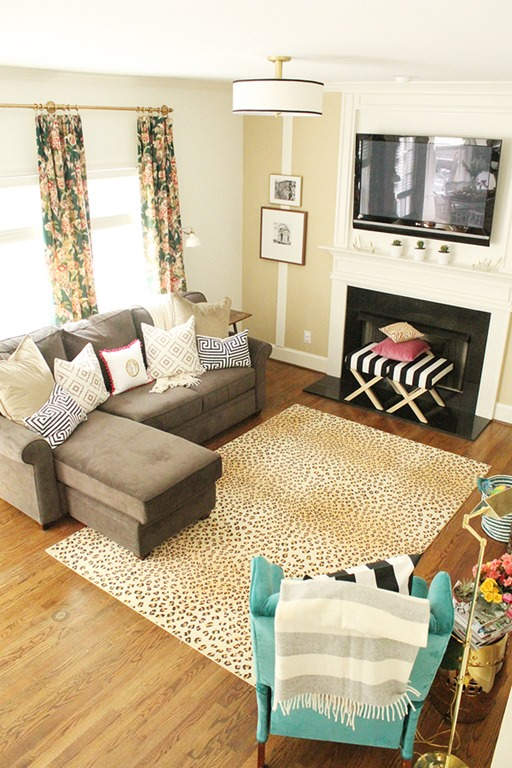 The Southern Charm Living Room Collection by Caracole ...