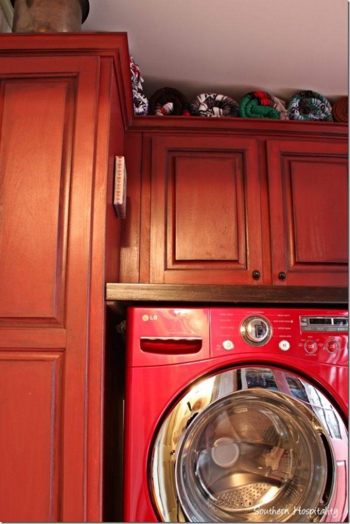 laundry nook
