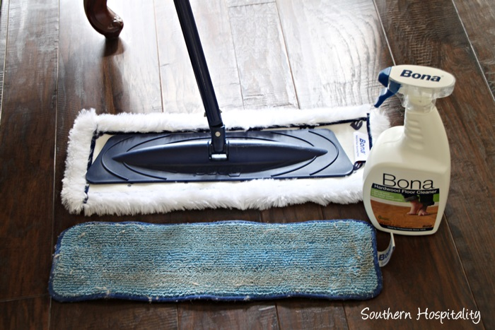 Bona Spring Cleaning Tips Southern Hospitality